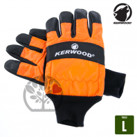 Gants forestier Kerwood spécial main gauche. Taille M