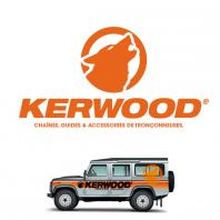 """Chaîne tronçonneuse Kerwood 66 maillons 3/8""""LP ,1,3 mm. Semi-Chisel"""