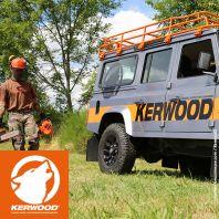 """Chaîne tronçonneuse Kerwood 62 maillons 3/8"""" LP. 1,3  mm. Semi-Chisel"""